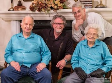 Paul and Bernice Noll with Sons Chet and Landon - Photo 6